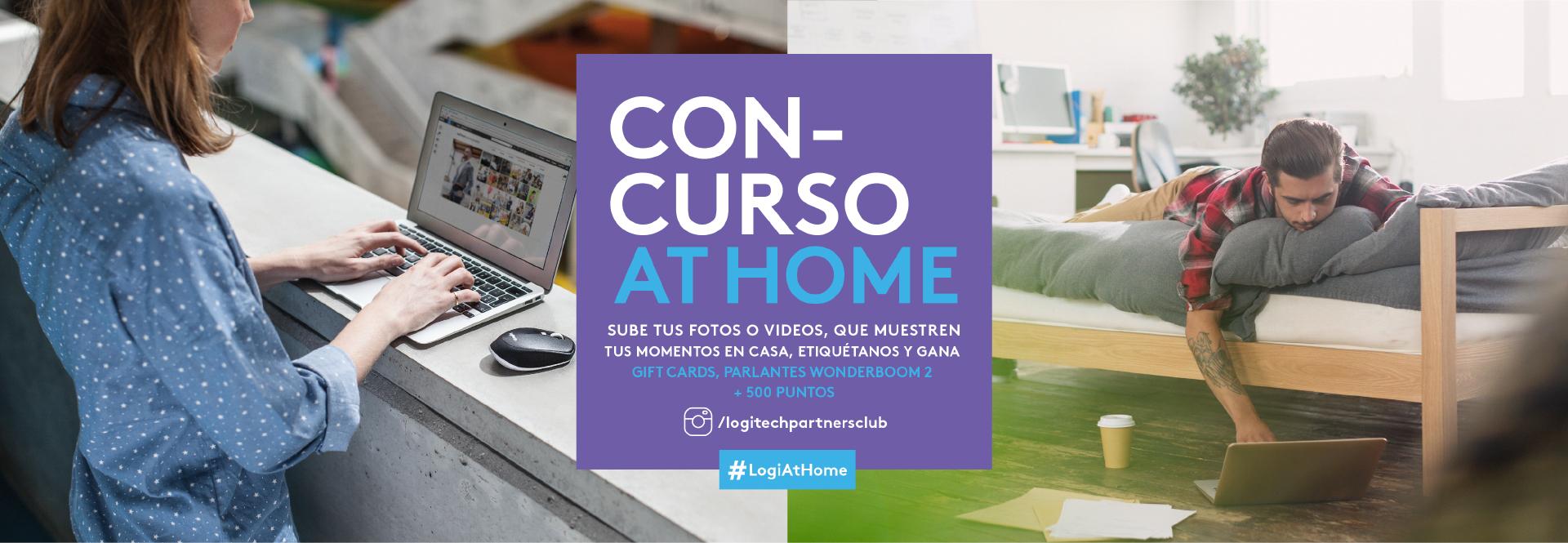 Concurso At Home